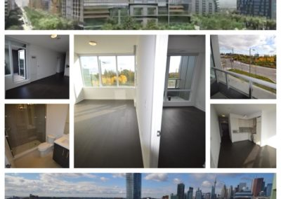 SOLD, 1 bedroom + den in the Canary District