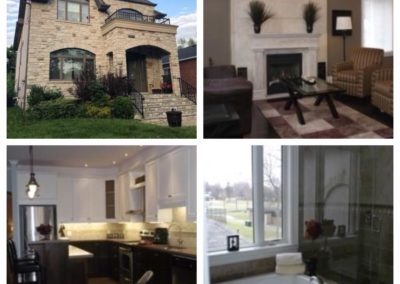 A 4 bedroom home in Etobicoke for a lovely family new to the city