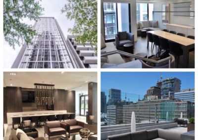 SOLD, a beautiful condo in prime Yorkville, to a lovely couple newly arrived from Australia