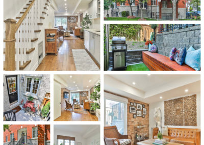 Sold: Stylish 2 bedroom townhouse in the Junction